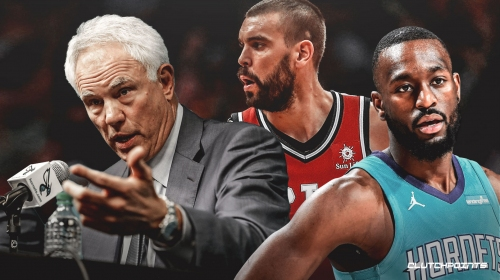 Hornets' Mitch Kupchak disappointed by botched Marc Gasol trade, optimistic to keep Kemba Walker