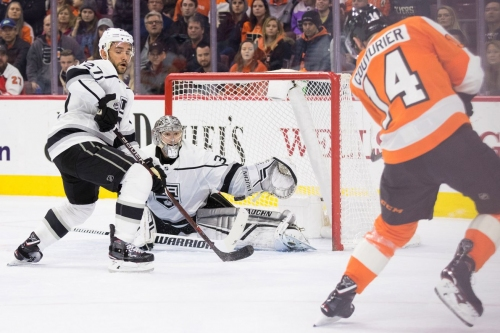 Kings 3, Flyers 2: Regression eventually comes for us all