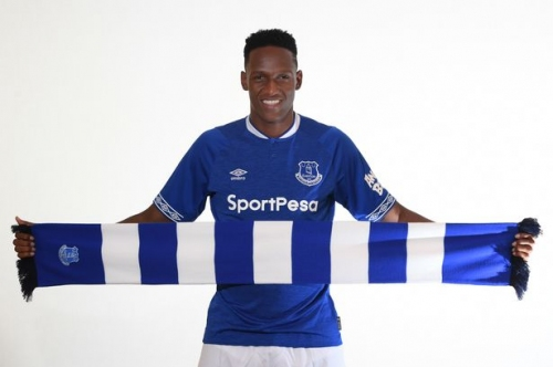 Everton FC squad for Watford clash revealed