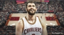 Kevin Love is feeling good, looking forward to returning