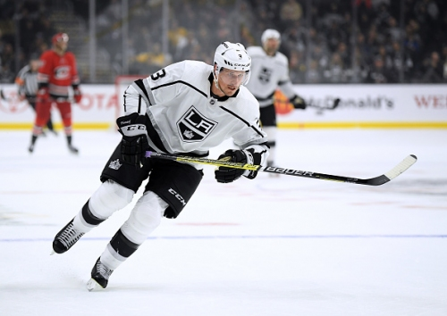 Will The Los Angeles Kings Part Ways with Dion Phaneuf?