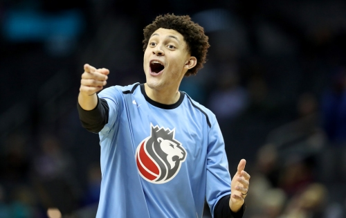 An interrupted pregame ritual, missed flight and 'crazy' two days: How Justin Jackson joined the Mavericks after trade-deadline frenzy