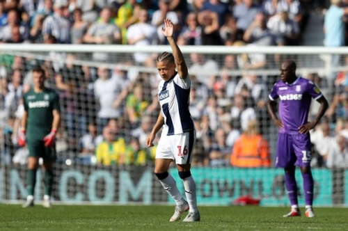 Stoke City v West Bromwich Albion: Reporter warns of Gayle force wind blowing in this weekend