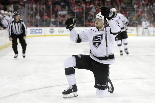 Kings and Adrian Kempe are rolling on the road