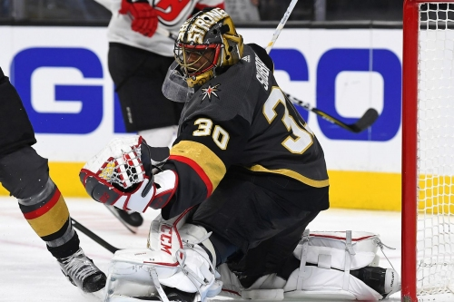 Golden Knights activate Malcolm Subban from injured reserve, assign Maxime Lagace to Wolves