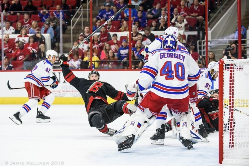 Canes vs. Rangers: Preview and Game Hub