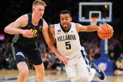 Villanova, Marquette set for Top-15 clash in Milwaukee