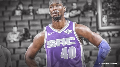 Harrison Barnes says Kings are gunning for No. 7 seed
