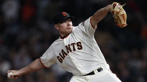 Giants reliever Mark Melancon says he's back to 'normal' after two injury-filled seasons