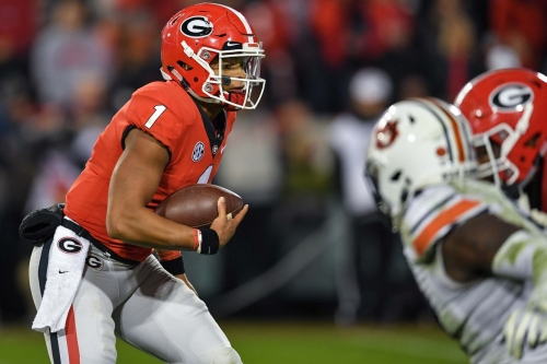 Justin Fields ruled immediately eligible at OSU