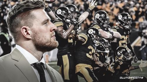 Texans' J.J. Watt thinks the Steelers are the Kardashians of the NFL