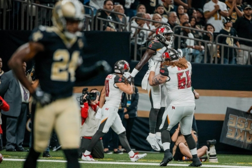 Ryan Jensen Talks 2018, Coaching Changes and How the Bucs Can Get Right in 2019