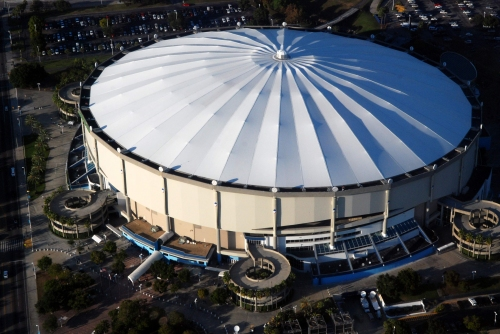 Is St. Pete the new old answer in Rays' stadium pursuit?