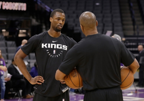 Harrison Barnes on trade to Kings: 'I didn't know it was going to happen like that'