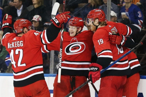 Curse breakers: Canes win at MSG for first time since 2010