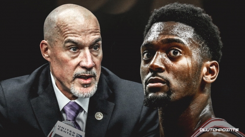 Wizards' Bobby Portis drops the mic with reaction to John Paxson's comments on him