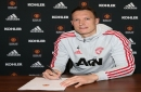 Phil Jones signs new four-year deal at Manchester United