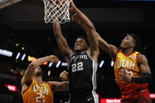 Game Preview: San Antonio Spurs at Utah Jazz