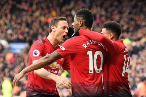 Fulham vs Manchester United LIVE score and goal updates