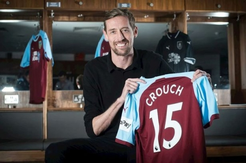 Peter Crouch opens up on his special friends at Stoke City and the 'bizarre' find as he emptied his locker ahead of Burnley move