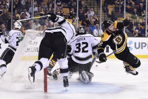 PREVIEW: LA Kings visit Boston Bruins for Saturday matinee