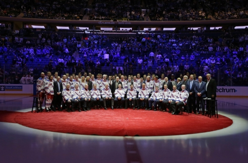 Rangers Celebrate 25th Anniversary of 1994 Stanley Cup