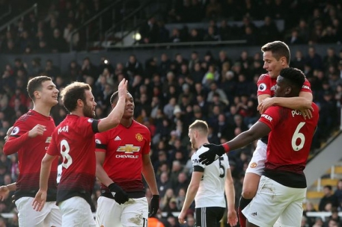 Manchester United player ratings: Paul Pogba and Anthony Martial brilliant vs Fulham