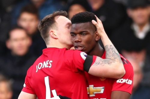 Fulham vs Manchester United highlights and reaction as Paul Pogba scores penalty after Anthony Martial goal