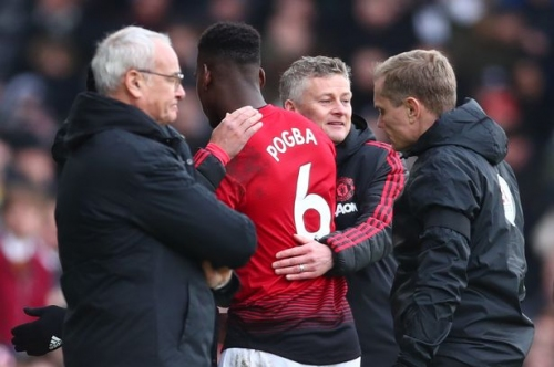 Ole Gunnar Solskjaer learns from his mistake in Manchester United win