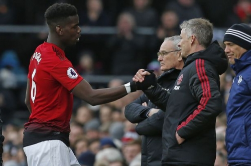 Paul Pogba pinpoints the fixtures that will decide whether Manchester United finish in the top four