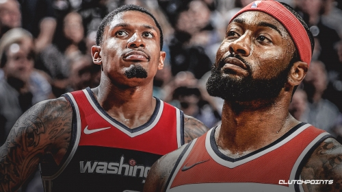 John Wall thinks Bradley Beal was robbed of a starting spot in All-Star game