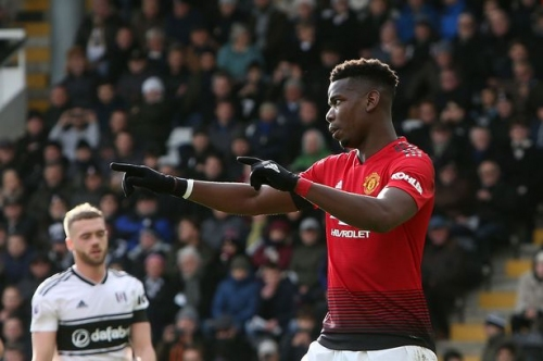 Manchester United fans love what Paul Pogba did after Fulham win