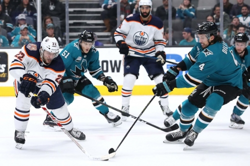 Sharks at Oilers Preview: Connor McWho?
