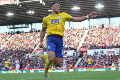'He played like a street footballer' The remarkable rise of Birmingham City hat-trick hero Che Adams