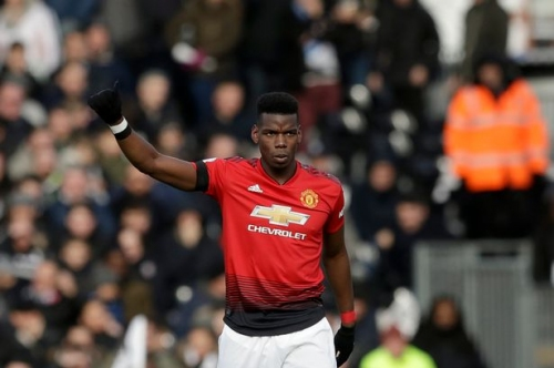 Paul Pogba breaks record with Manchester United performance vs Fulham