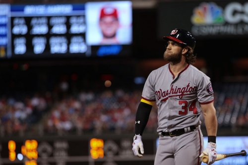 Would Washington Nationals match or beat a Phillies' offer to keep Bryce Harper away from Philadelphia?
