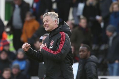 Ole Gunnar Solskjaer's agent meets Manchester United chiefs
