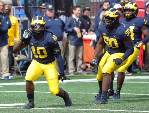 Michigan football: Devin Bush Jr. is gone, Wolverines must retool LB