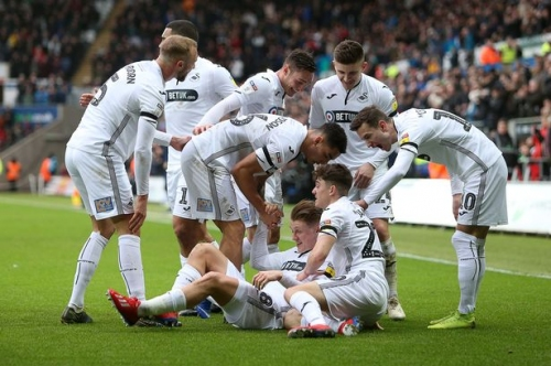 The Swansea City player ratings as goalscorer George Byers and several others impress in Millwall win