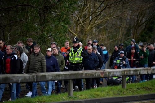 The anger and frustration that poured out at the Swansea City supporters' march