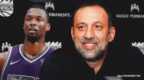 Vlade Divac thinks Kings are headed in the right direction after Harrison Barnes trade