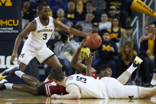 What We Learned: Michigan Wolverines 61, Wisconsin Badgers 52