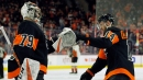 Hart, Flyers hand slumping Ducks seventh straight loss