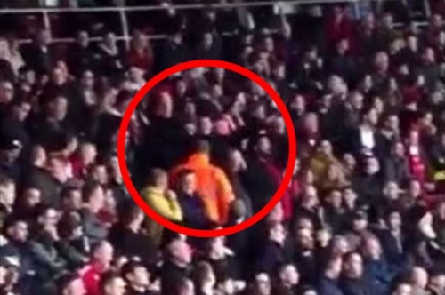 Two Southampton supporters detained by police after 'mocking Emiliano Sala with sick aeroplane taunt'