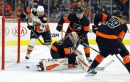 Flyers' Carter Hart ties NHL record for most consecutive wins before turning 21