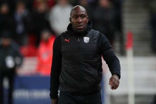 West Brom boss Darren Moore delivers his verdict on Newcastle United loanee