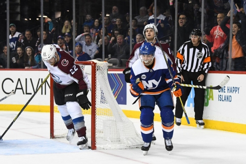 The Avalanche Lose Again in Overtime 4-3 Against the New York Islanders