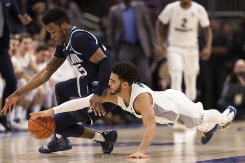 Marquette thwarts Villanova's comeback bid, Wildcats fall 66-65 in Milwaukee