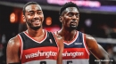 John Wall pushed Bobby Portis to finish with 30 points in Wizards debut
