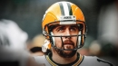 Packers QB Aaron Rodgers reiterates his desire to see Green Bay play in London